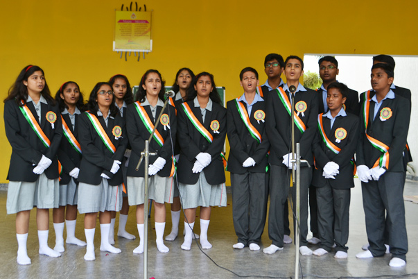 Hindi Patriotic Song Competition